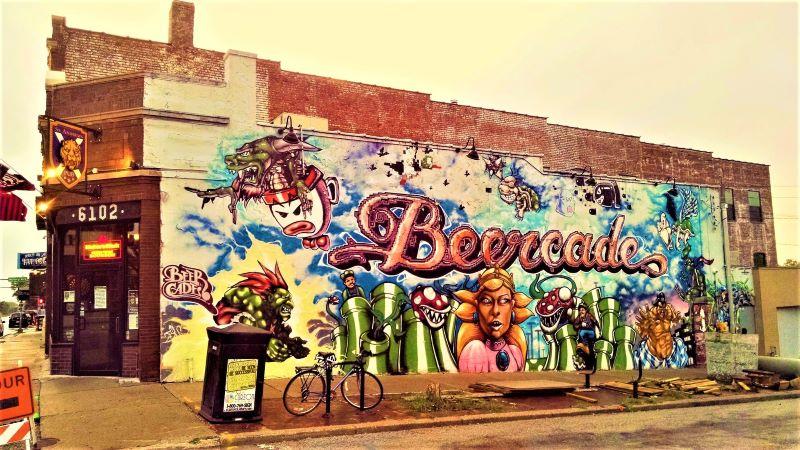 Street Art , Omaha
