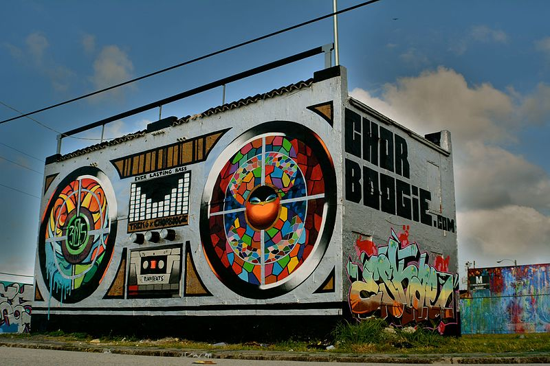 Wynwood Miami Florida