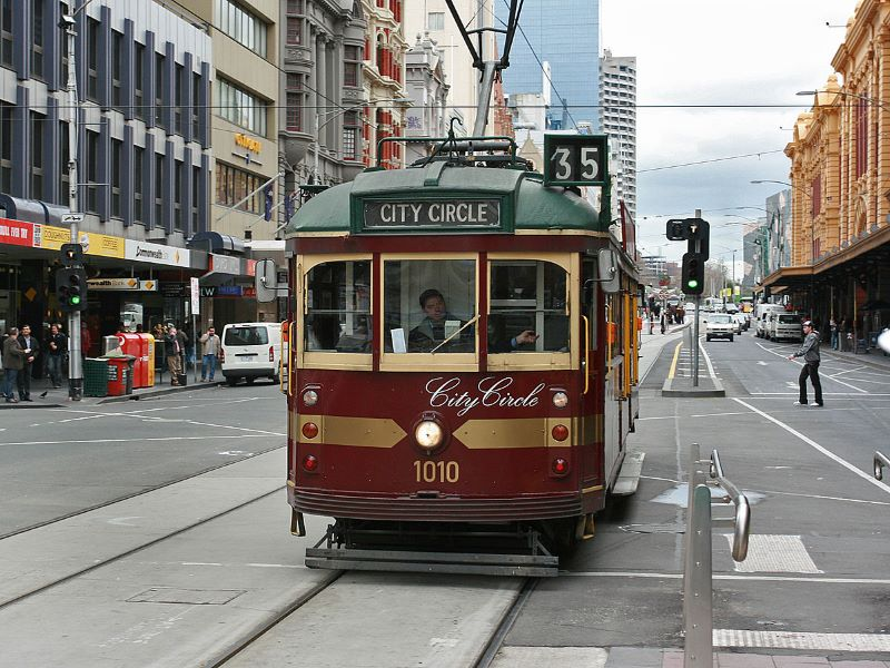 tram free things to do in melbourne
