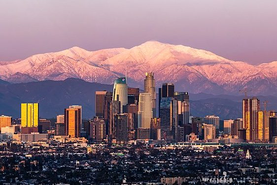 los angeles on a budget
